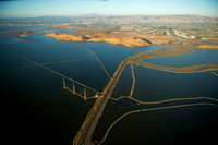 Dumbarton Bridge Hwy 84 Through the